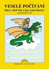 Veselé poèítání 1. díl – pracovní sešit k uèebnici Matematika 2 - Zdena Rosecká, Eva Procházková (2-07)