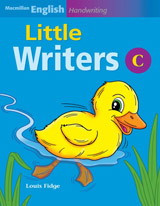 Macmillan English Handwriting Little Writers C