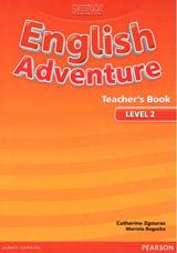 New English Adventure 2 Teacher´s Book