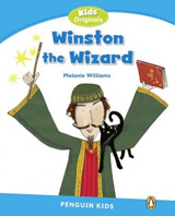 Penguin Kids 1 Winston the Wizard