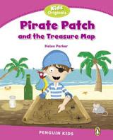 Penguin Kids 2 Pirate Patch