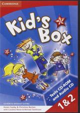 Kid´s Box 1-2 Tests CD-ROM & Audio CD