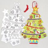 Adventní kalendáø vánoèní stromek