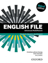 English File (3rd Edition) Advanced Multipack B