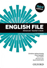 English File (3rd Edition) Advanced Teacher´s Book with Test Assessment CD-ROM