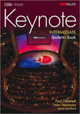 Keynote Intermediate Student´s Book with DVD-ROM