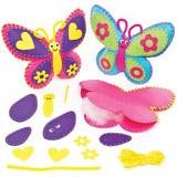 Polštáøek motýl - šitíèko (2ks)