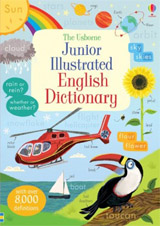 The Usborne Junior illustrated English dictionary