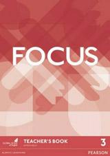 Focus 3 Teachers Book  (DVD na vyžádání jen pro školy)