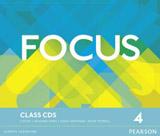 Focus 4 Class CDs