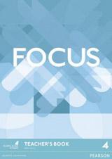 Focus 4 Teachers Book  (DVD na vyžádání jen pro školy)