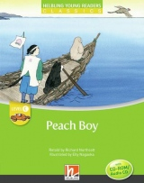 HELBLING Young Readers C Peach Boy + CD/CD-ROM