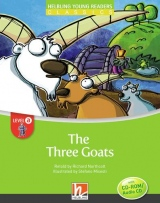 HELBLING Young Readers A The Three Goats + CD/CD-ROM