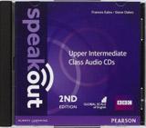 Speakout 2nd Edition Upper Intermediate Class CDs (2)
