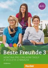 Beste Freunde 3 (A2/1) Kursbuch Tschechisch