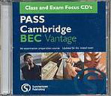 Pass Cambridge BEC - Vantage - Class Audio-CD pack