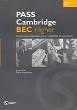 Pass Cambridge BEC - Higher - Teacher´s book