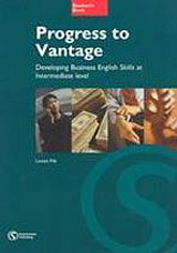PROGRESS TO VANTAGE STUDENT´S BOOK