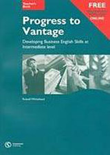 PROGRESS TO VANTAGE TEACHER´S BOOK