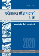 Uèebnice Úèetnictví 2020 - 1. díl