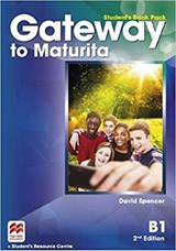 Gateway to Maturita 2nd Edition B1 Student´s Book Pack