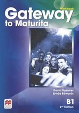 Gateway to Maturita 2nd Edition B1 Workbook