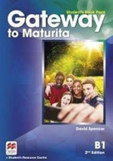 Gateway to Maturita 2nd Edition B1 Teacher´s Book Premium Pack