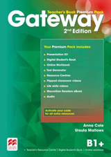 Gateway to Maturita 2nd Edition B1+ Teacher´s Book Premium Pack