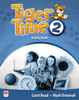 Tiger Time 2 Activity Book