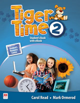 Tiger Time 2 Student´s Book Pack