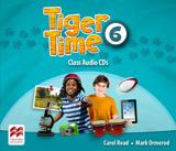 Tiger Time 6 Audio CD