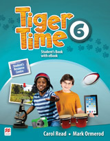 Tiger Time 6 Student´s Book Pack