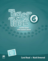 Tiger Time 6 Teacher´s Edition Pack