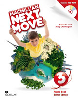 Macmillan Next Move 3 Pupil´s Book with DVD-ROM