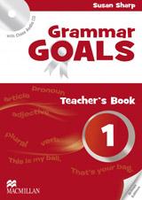 Grammar Goals 1 Teacher´s Book Pack
