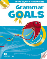 Grammar Goals 2 Pupil´s Book with CD-ROM
