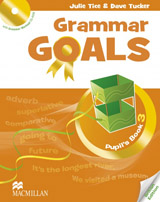 Grammar Goals 3 Pupil´s Book with CD-ROM