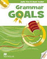 Grammar Goals 4 Pupil´s Book with CD-ROM