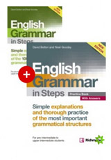 English Grammar in Steps (New Edition) Student´s Book with Answers + English Grammar in Steps Book Practice Book with Answers