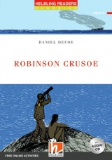 HELBLING READERS Red Series Level 2 Robinson Crusoe