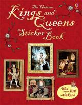 Kings & Queens Sticker Book