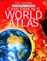 Usborne Children´s world atlas