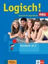 Logisch! neu A1.1 - Kursbuch + online MP3