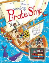 Wind-up Pirate Ship Book