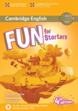 Fun for Starters 4th Edition Teacher´s Book