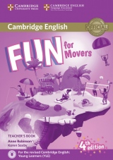 Fun for Movers 4th Edition Teacher´s Book