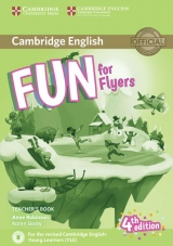 Fun for Flyers 4th Edition Teacher´s Book