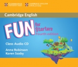 Fun for Starters 4th Edition Audio CD