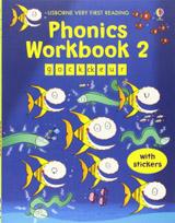 Usborne Very First Reading Phonics Workbook 2