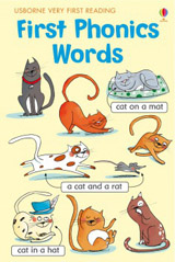First Phonic Words